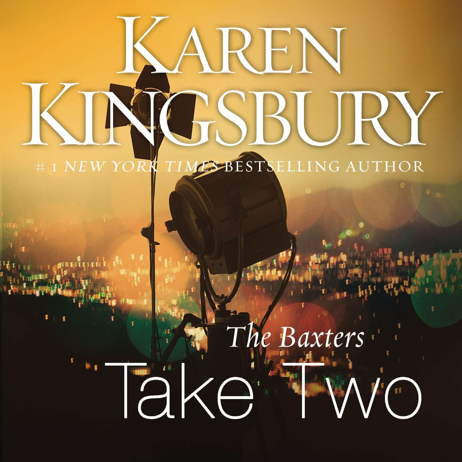 Printable The Baxters Take Two Audiobook Cover Art