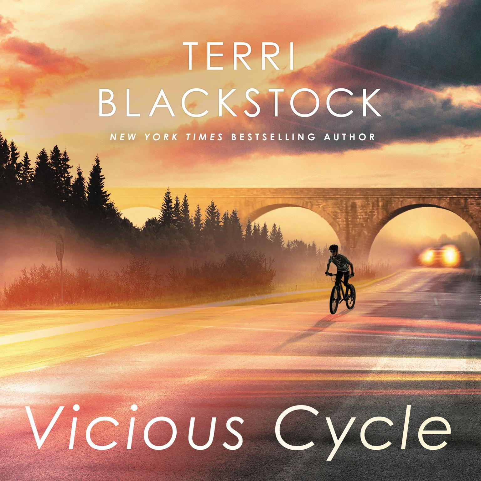 Printable Vicious Cycle: An Intervention Novel Audiobook Cover Art