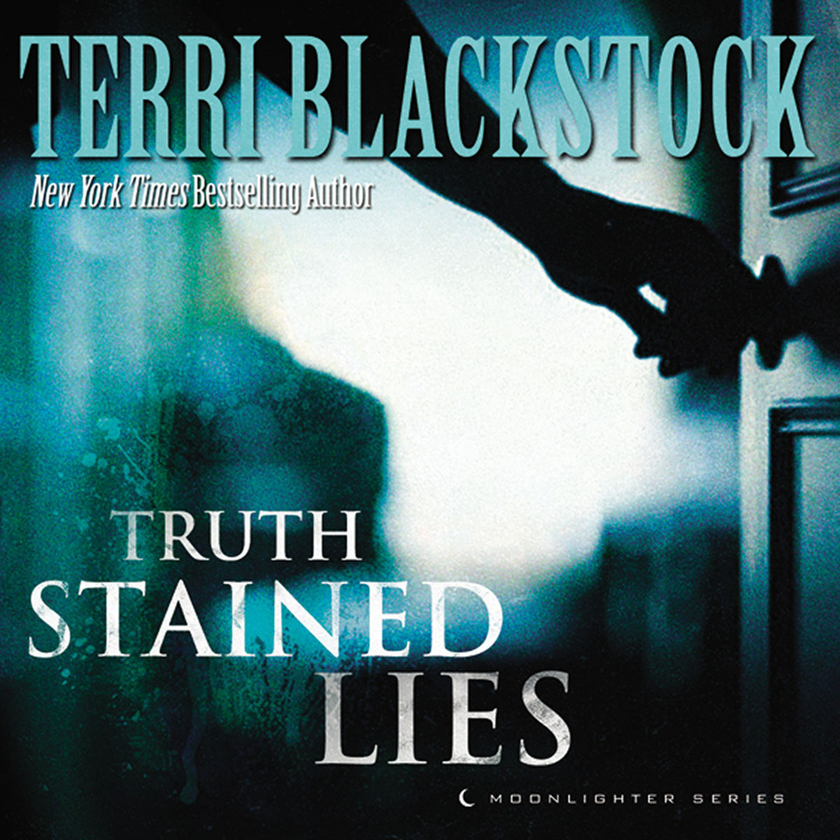 Printable Truth Stained Lies Audiobook Cover Art