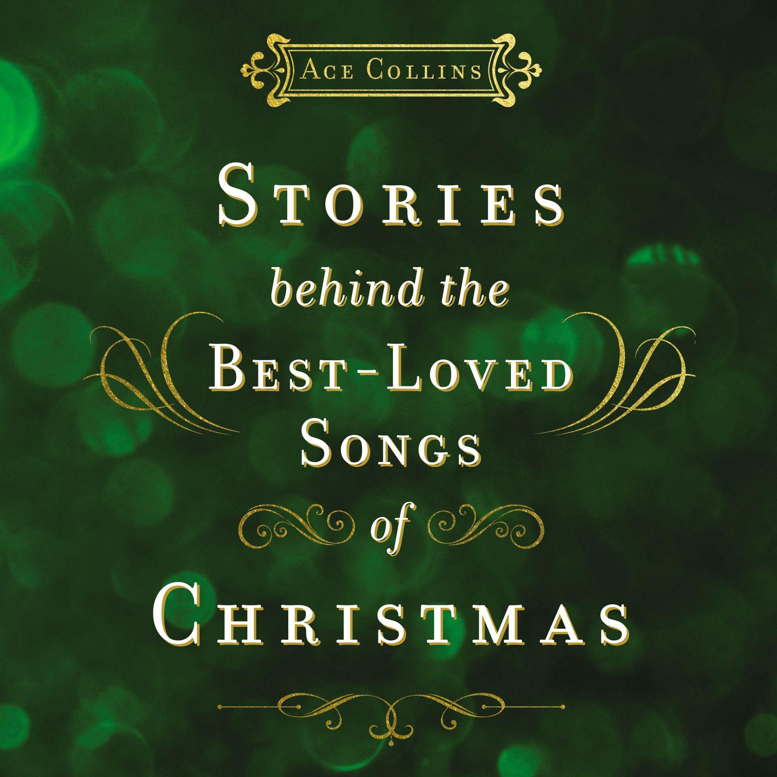 Printable Stories Behind the Best-Loved Songs of Christmas Audiobook Cover Art