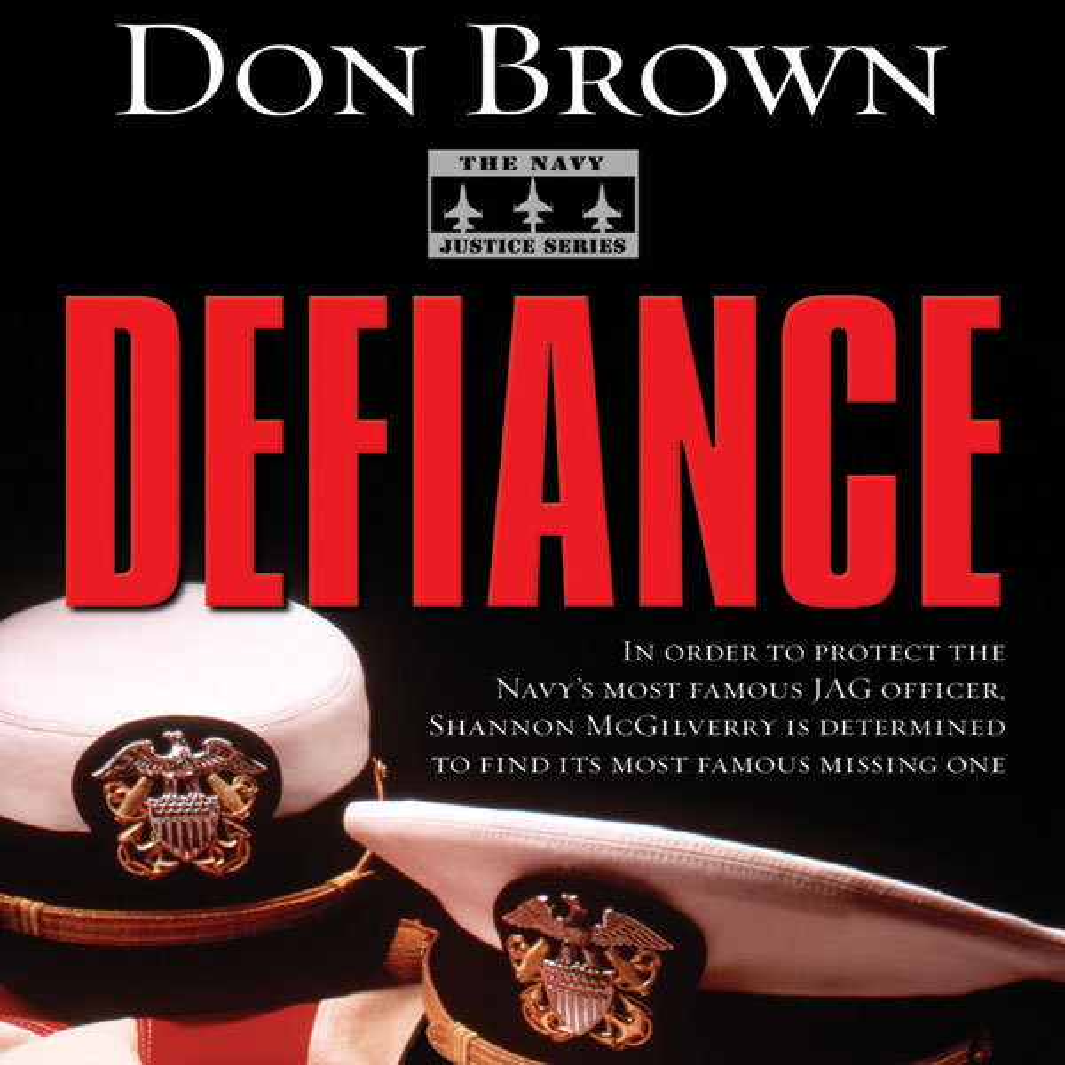 Printable Defiance Audiobook Cover Art