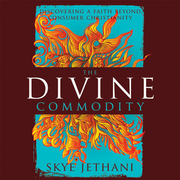 Printable The Divine Commodity: Discovering a Faith Beyond Consumer Christianity Audiobook Cover Art