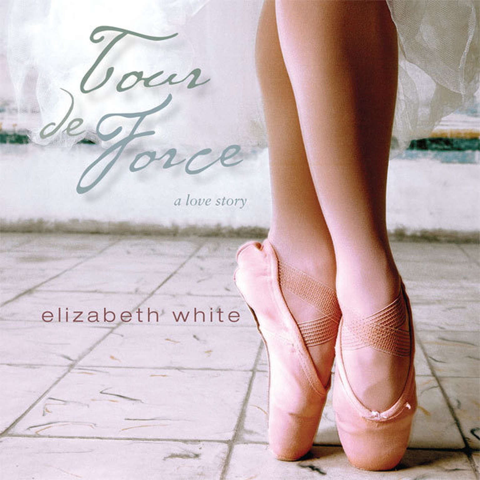 Printable Tour de Force: A Novel Audiobook Cover Art