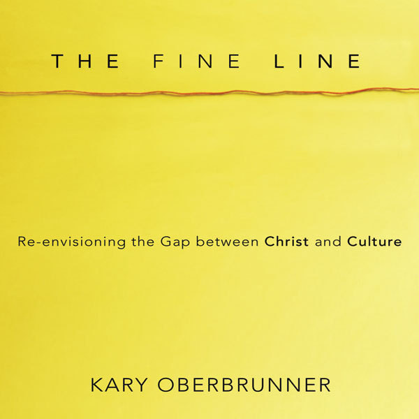 Printable The Fine Line: Re-Envisioning the Gap between Christ and Culture Audiobook Cover Art