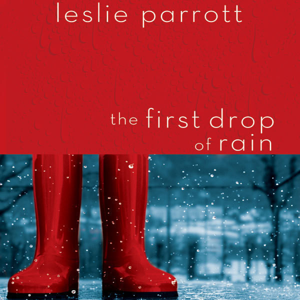 Printable The First Drop of Rain: 0 Audiobook Cover Art