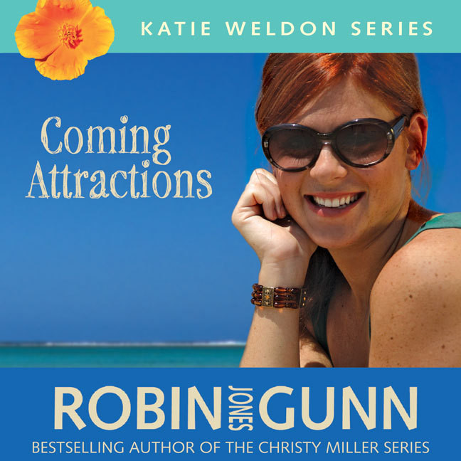 Printable Coming Attractions Audiobook Cover Art