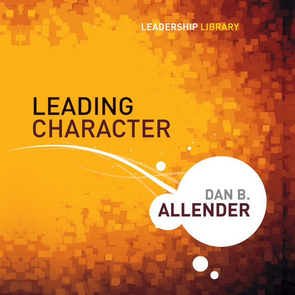 Printable Leading Character Audiobook Cover Art