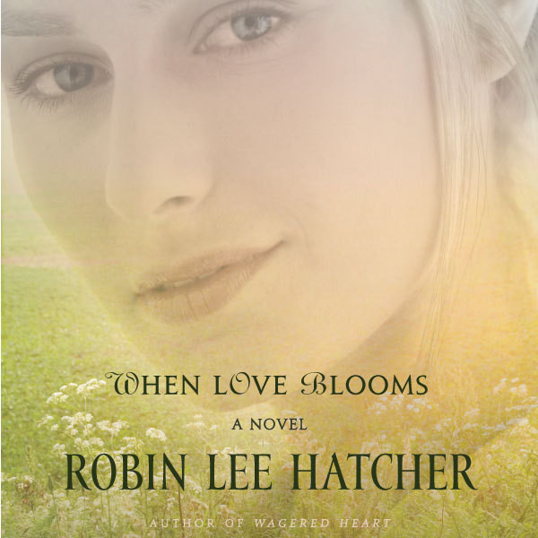 Printable When Love Blooms Audiobook Cover Art