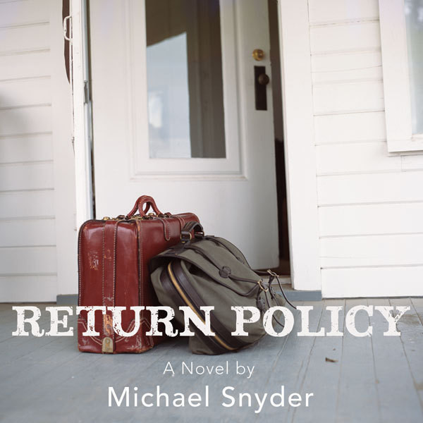 Printable Return Policy Audiobook Cover Art