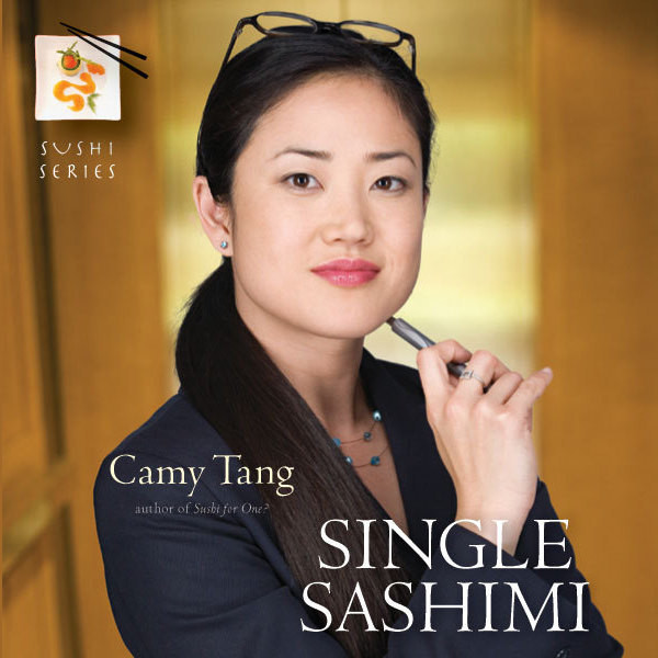 Printable Single Sashimi Audiobook Cover Art
