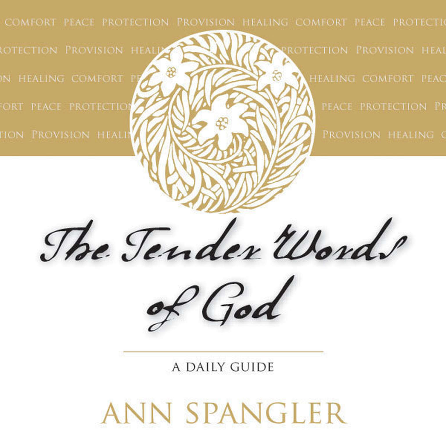 Printable The Tender Words of God: A Daily Guide Audiobook Cover Art