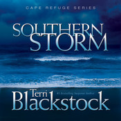 Southern Storm Audiobook, by Terri Blackstock