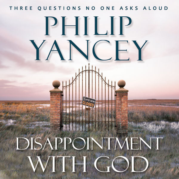 Printable Disappointment with God: Three Questions No One Asks Aloud Audiobook Cover Art