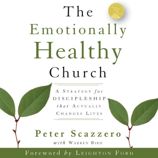 Printable The Emotionally Healthy Church: A Strategy for Discipleship That Actually Changes Lives Audiobook Cover Art