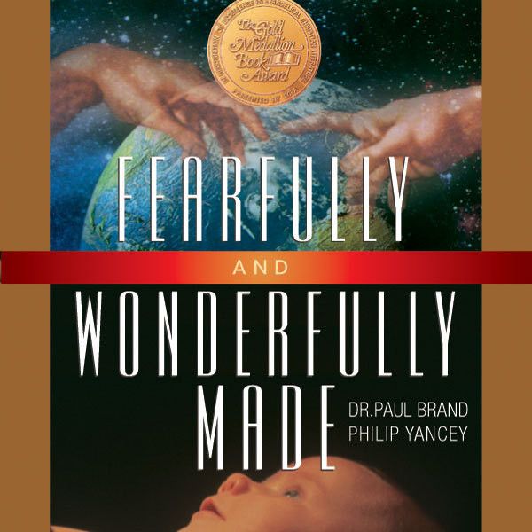 Printable Fearfully and Wonderfully Made Audiobook Cover Art