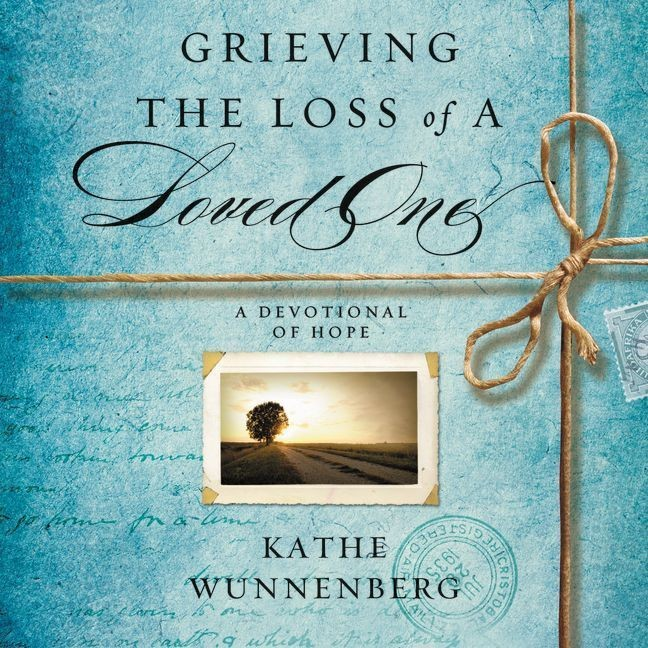 Printable Grieving the Loss of a Loved One: A Devotional of Hope Audiobook Cover Art