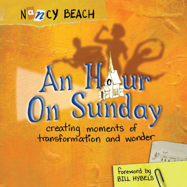 Printable An Hour on Sunday: Creating Moments of Transformation and Wonder Audiobook Cover Art