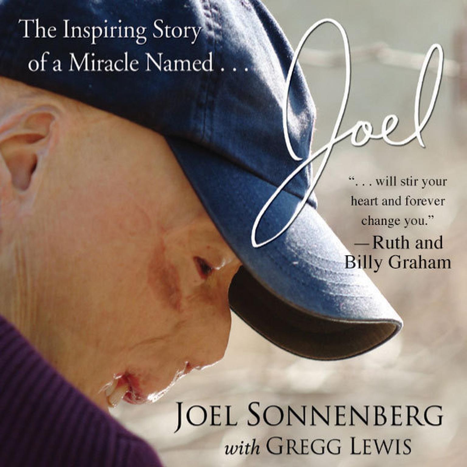 Printable Joel Audiobook Cover Art