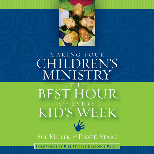 Printable Making Your Children's Ministry the Best Hour of Every Kid's Week Audiobook Cover Art