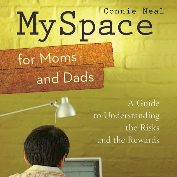 Printable MySpace for Moms and Dads: A Guide to Understanding the Risks and the Rewards Audiobook Cover Art