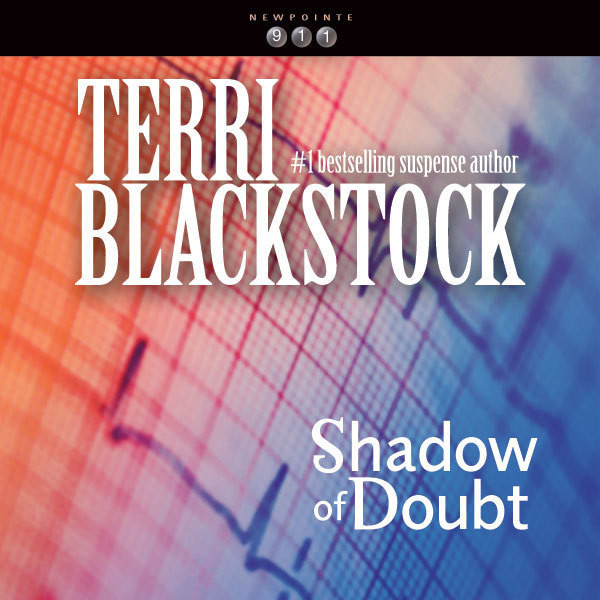 Printable Shadow of Doubt Audiobook Cover Art