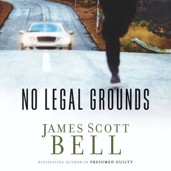 Printable No Legal Grounds Audiobook Cover Art