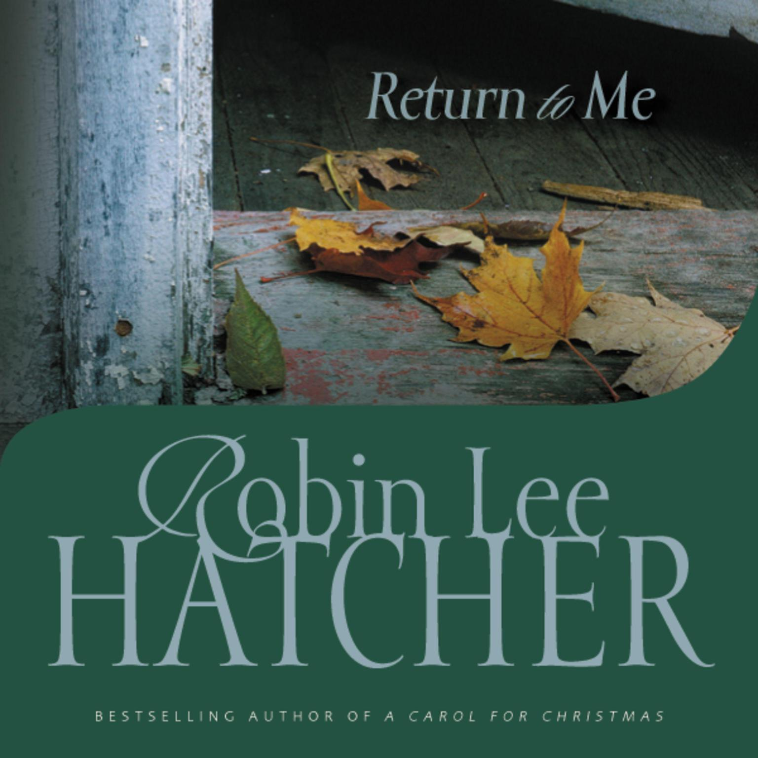 Printable Return to Me Audiobook Cover Art