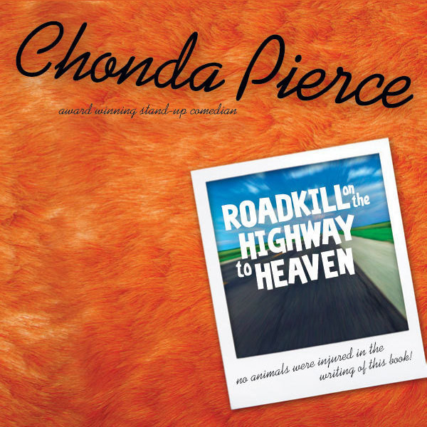 Printable Roadkill on the Highway to Heaven Audiobook Cover Art