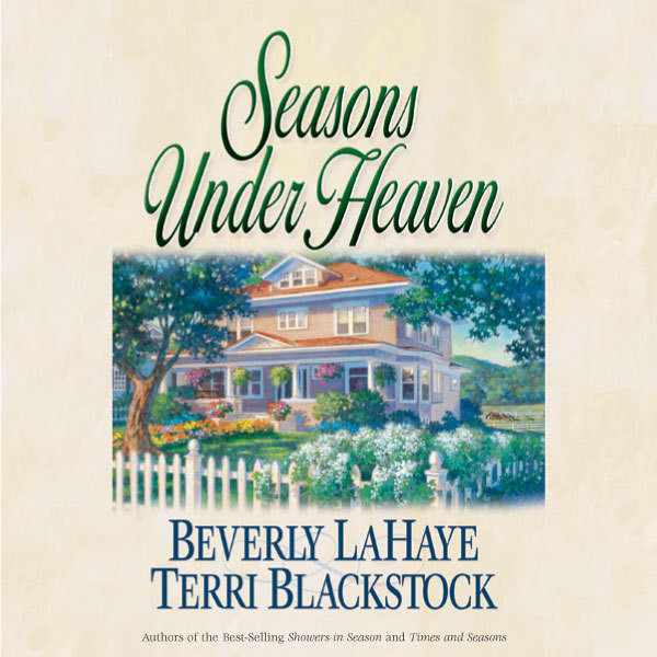Printable Seasons Under Heaven Audiobook Cover Art