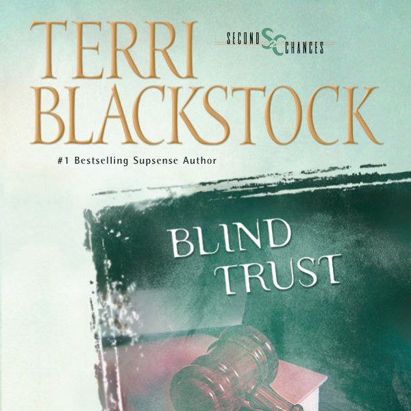 Printable Blind Trust Audiobook Cover Art