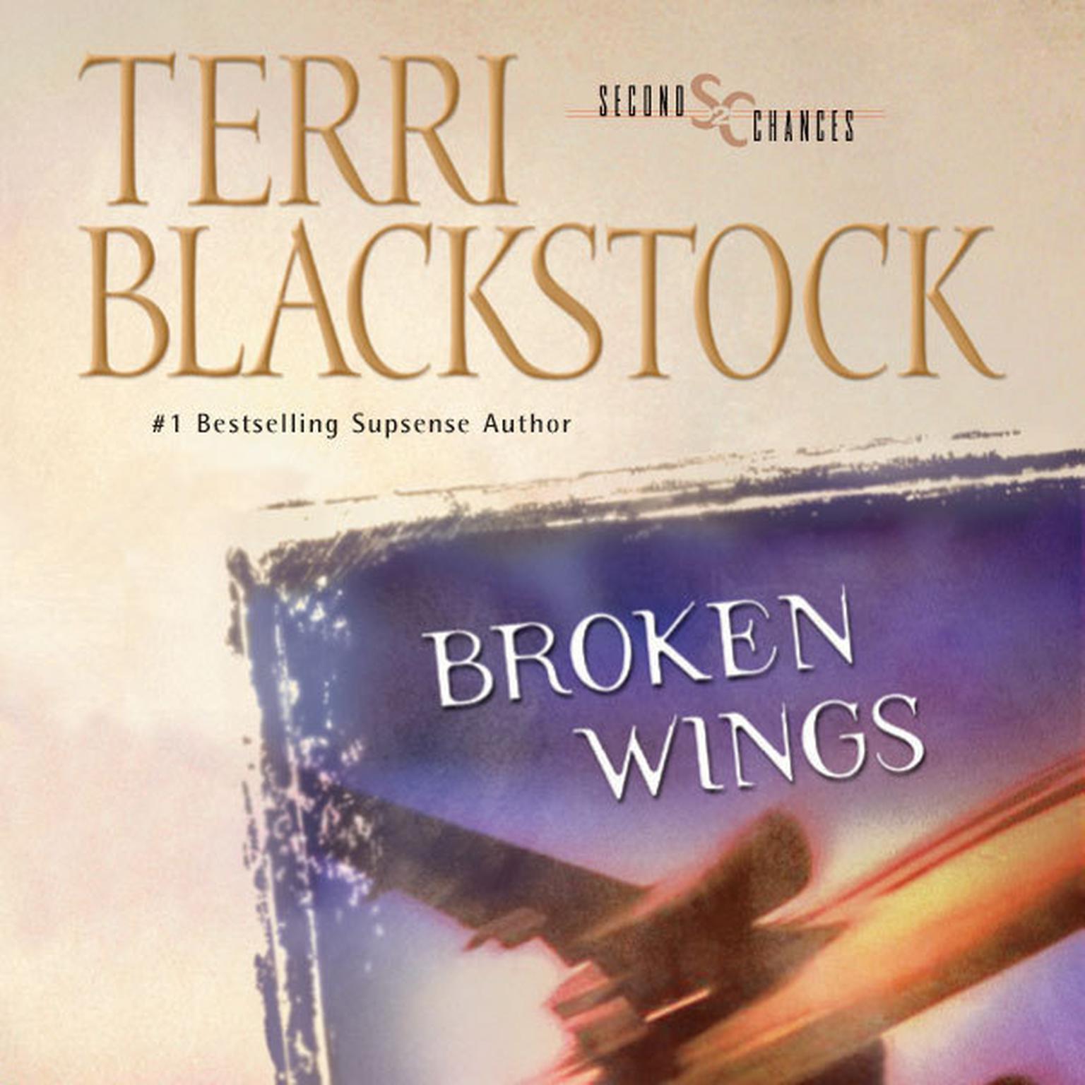 Printable Broken Wings Audiobook Cover Art