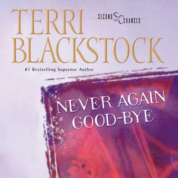 Printable Never Again Good-Bye Audiobook Cover Art