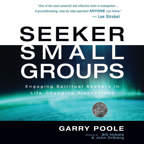 Printable Seeker Small Groups: Engaging Spiritual Seekers in Life-Changing Discussions Audiobook Cover Art