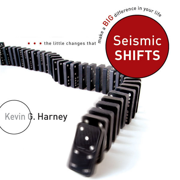 Printable Seismic Shifts: The Little Changes That Make a Big Difference in Your Life Audiobook Cover Art