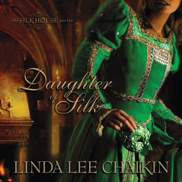 Printable Daughter of Silk Audiobook Cover Art