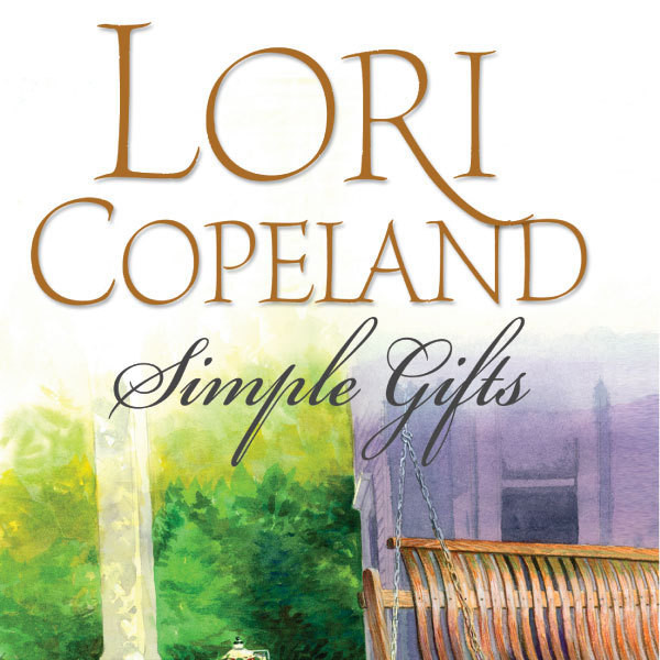 Printable Simple Gifts Audiobook Cover Art