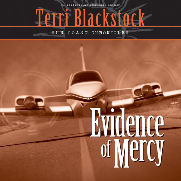 Printable Evidence of Mercy Audiobook Cover Art
