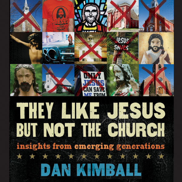 Printable They Like Jesus but Not the Church: Insights from Emerging Generations Audiobook Cover Art