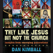 They Like Jesus but Not the Church: Insights from Emerging Generations Audiobook, by Dan Kimball
