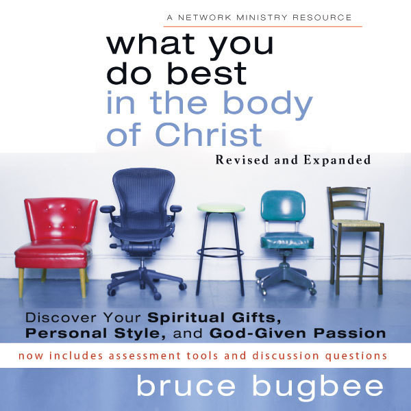 Printable What You Do Best in the Body of Christ: Discover Your Spiritual Gifts, Personal Style, and God-Given Passion Audiobook Cover Art