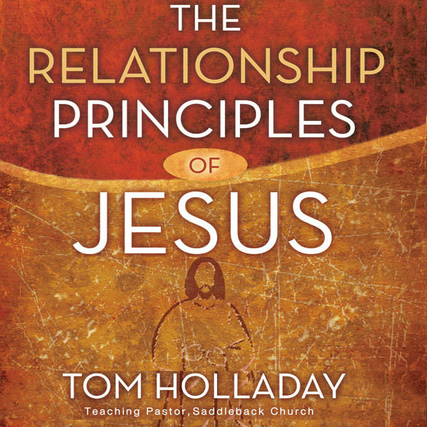 Printable The Relationship Principles of Jesus Audiobook Cover Art