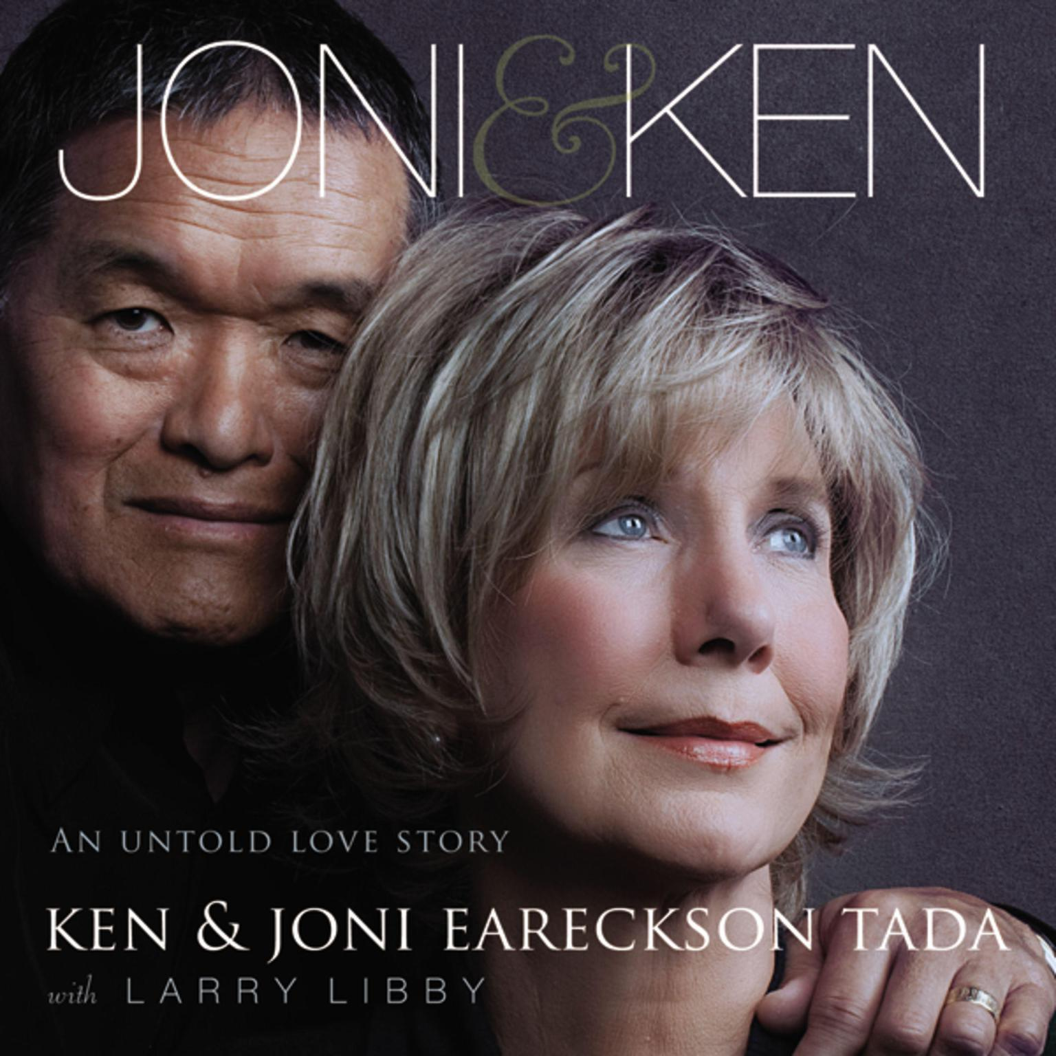 Printable Joni and   Ken: An Untold Love Story Audiobook Cover Art