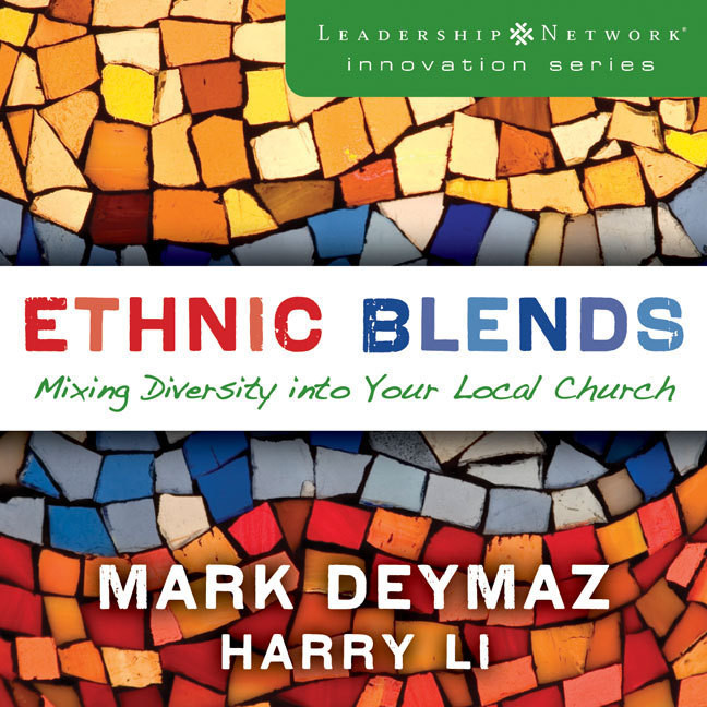 Printable Ethnic Blends: Mixing Diversity into Your Local Church Audiobook Cover Art