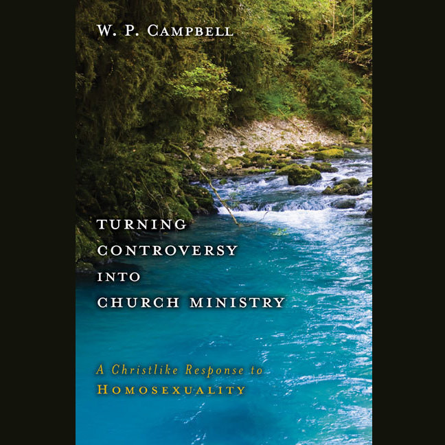Printable Turning Controversy into Church Ministry: A Christlike Response to Homosexuality Audiobook Cover Art
