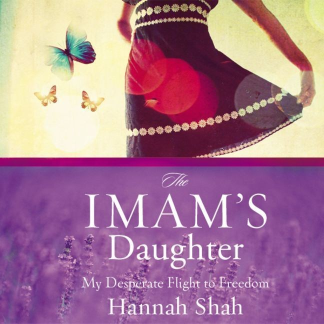 Printable The Imam's Daughter: The Remarkable True Story of a Young Girl's Escape from Her Harrowing Past Audiobook Cover Art