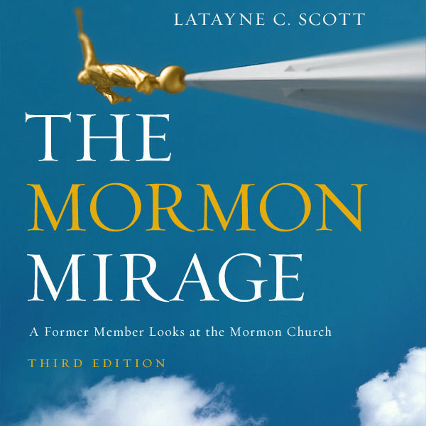 Printable The Mormon Mirage: A Former Member Looks at the Mormon Church Today Audiobook Cover Art