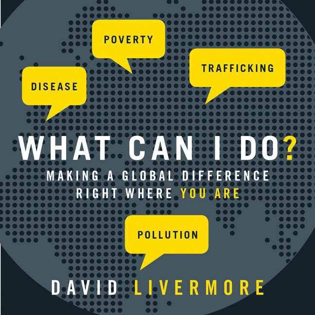 Printable What Can I Do?: Making a Global Difference Right Where You Are Audiobook Cover Art