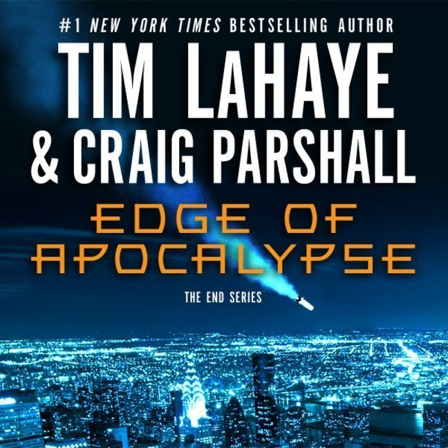 Printable Edge of Apocalypse: A Joshua Jordan Novel Audiobook Cover Art