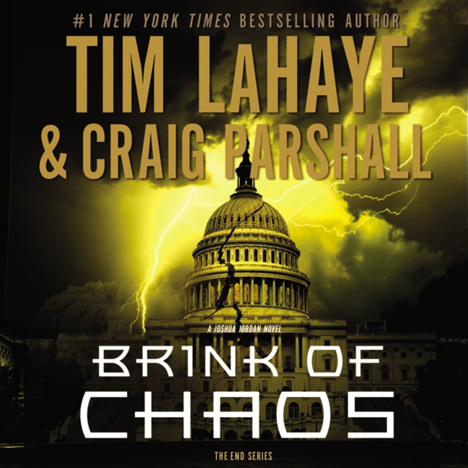 Printable Brink of Chaos Audiobook Cover Art