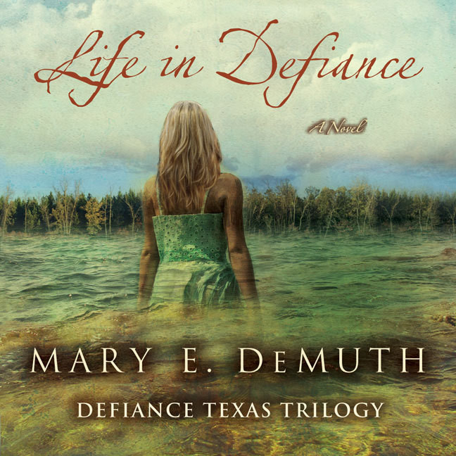 Printable Life in Defiance: A Novel Audiobook Cover Art